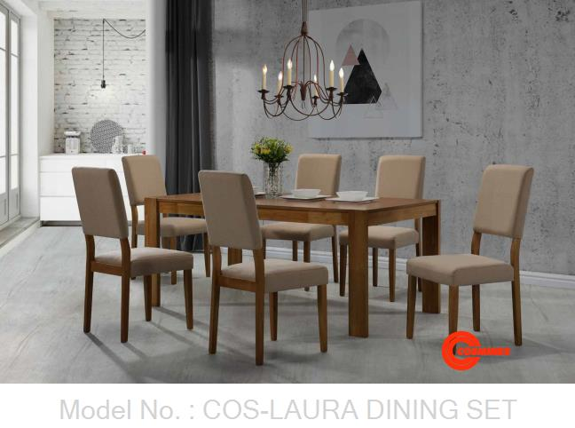 COS-LAURA DINING SET